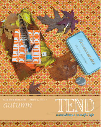 Tend Magazine Autumn 2015