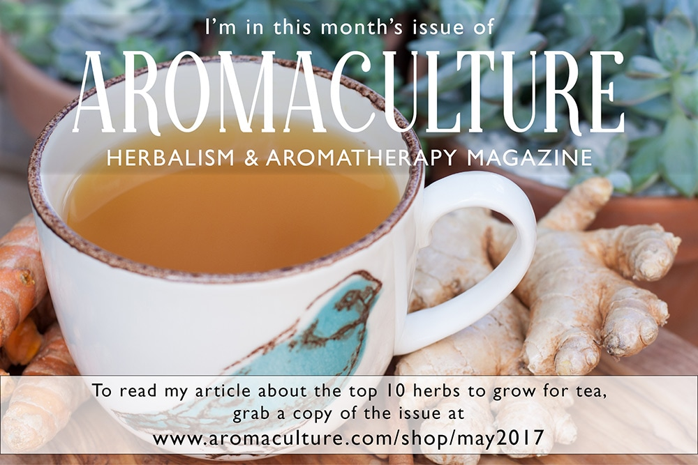 Aromaculture Magazine May 2017