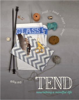 Tend Magazine http://tendmagazine.co.uk